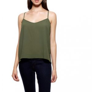 Ark & Co Lace Tank Top-Front
