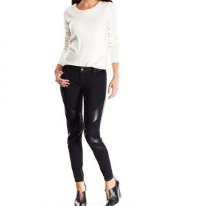 Blank NYC Faux Leather Skinny Pant_Front