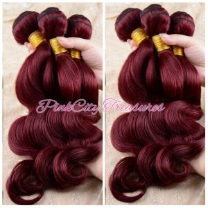 Burgundy Bundles