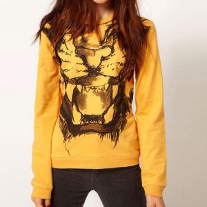 Tiger Sweater-Front